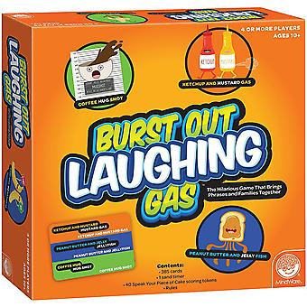 Burst out laughing gas game