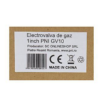 PNI GV10 1 tuuman kaasuventtiili