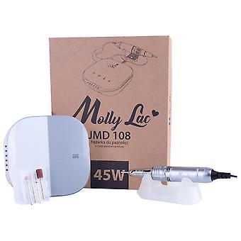 Elektrisk nagelfil - JMD108 - 45W - 35000 RPM - Grå