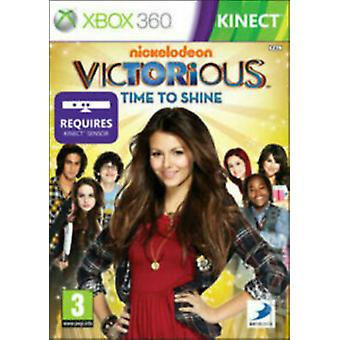 Victorious Time to Shine Game XBOX 360