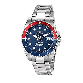 Sector No Limits Men's Automatic Analog Watch with Stainless Steel Strap R3223276001