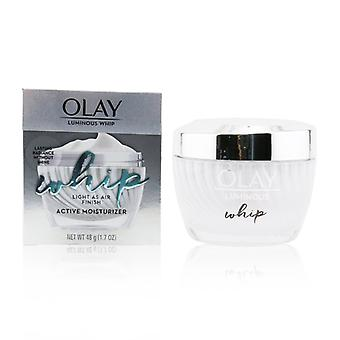 Olay Luminous Whip Active Moisturizer - Tone & Pore Perfection Results (Exp. Date: 09/2021) 48g/1.7oz