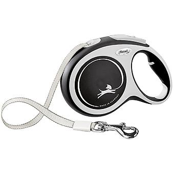 Flexi New Comfort Tape 50kg Retractable Dog Lead
