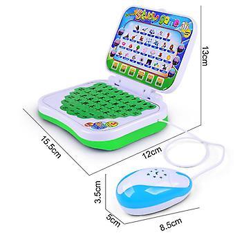 Многофункциональный двуязычный обучающий компьютер Baby Early Educational