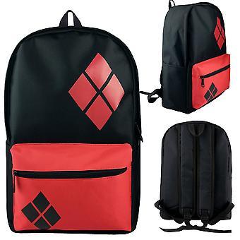 Modeling backpack nylon rucksack
