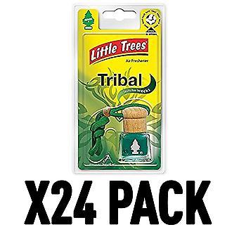 Tribal (Pack Of 24) Little Trees Bottle Air Freshener