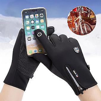 Waterproof Winter Cycling Gloves