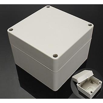 جديد ب 120x120x90 البلاستيك مربع العلبة الإلكترونية مشروع صك القضية sm35809