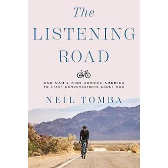 Listening Road One Man's Ride Across America to Start Conversations About God