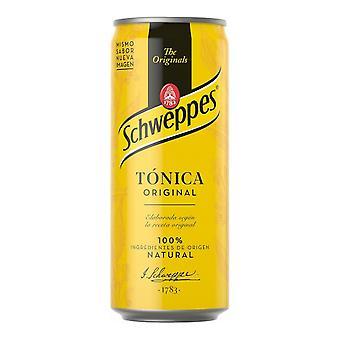 Erfrischendes Getränk Schweppes T nica Original (33 cl)