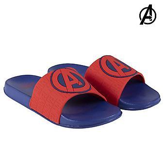 Flip Flops för barn Avengers Blue