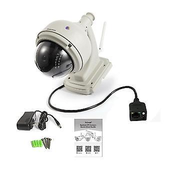 Ip kamera Dome Ir Night Vision 720p vezeték nélküli Wifi Ir-cut kültéri biztonsági kamera