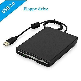 USB hajlékonylemezes meghajtó 3,5 hüvelykes USB külső hajlékonylemez-meghajtó FDD USB-meghajtó