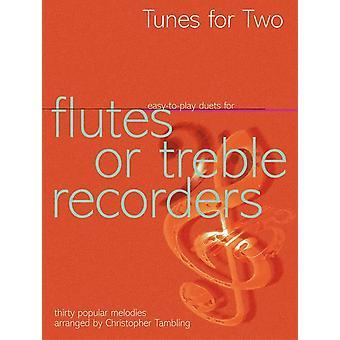 Tunes for Two - Huilu- tai diskanttinauhuri