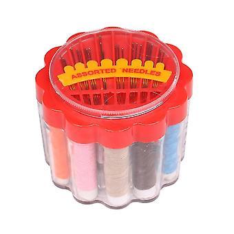 Швейный комплект ручной швейной вышивки Инструменты Правитель Швейный комплект иглы Threader