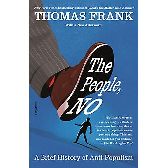The People No by Thomas Frank
