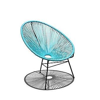 Outdoor Rattan Chair Three-piece Balcony Garden Patio Outdoor Furniture Leisure