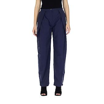 Emporio Armani Women Trousers Regular fit Ankle length  Blue