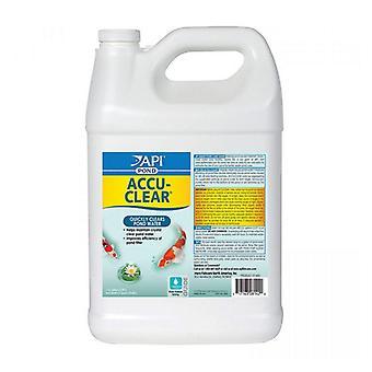 PondCare Accu-Clear Pond - 1 Gallon (Treats 38,400 Gallons)