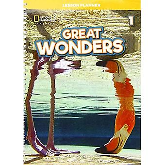 Great Wonders 1: Lesson Planner with Class Audio CD, DVD, and Teacher's Resource CDROM