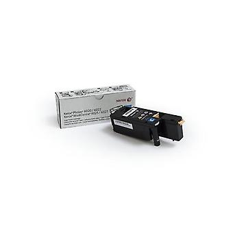 Xerox Phaser 6020/6022 WorkCentre 6025/6027 tonerkassett standardkapacitet cyan