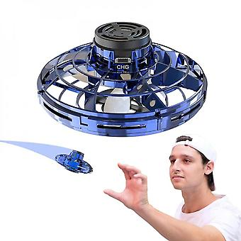 Mini Drone Led Ufo Typ Flying Helicopter Spinner