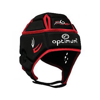 Optimum Sports Tribal Maximum Cranial Protection Junior Rugby Headguard
