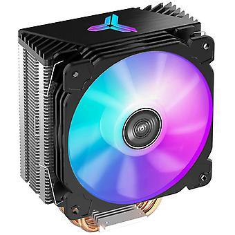 Jonsbo CR-1000 120mm RGB CPU Kühler - Schwarz