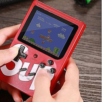 Video game consoles retro portable mini handheld video game console 8-bit 3.0 Inch color lcd kids player built-in 400