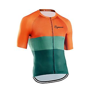 Vintervarme og komfortable 2021 nye mønstre Mænd, der holder varm cykeltrøje, sætter geometrisk figur cykeltøj