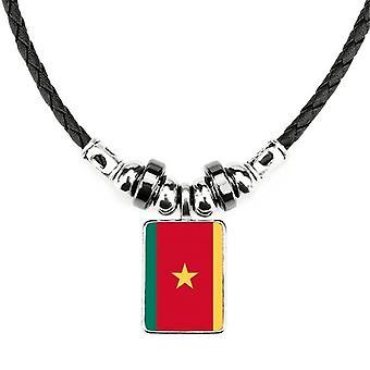 שרשרת ארץ הדגל הלאומי של קמרון אפריקה