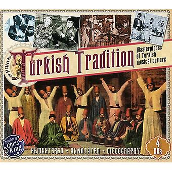 Turkish Tradition-Masterpieces of Turkis - Turkish Tradition-Masterpieces of Turkis [CD] USA import
