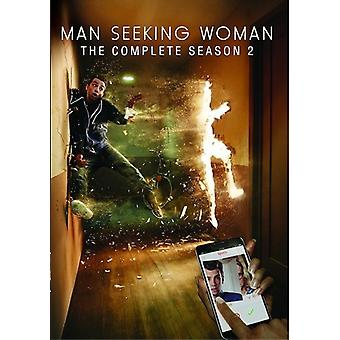 Man Seeking vrouw: De volledige seizoen 2 [DVD] USA import