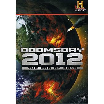Importação de EUA 2012 Doomsday [DVD]