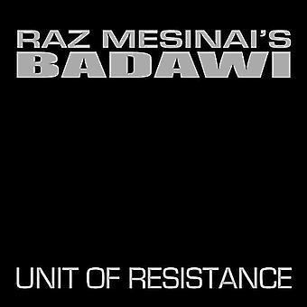 Raz Badawi Mesinai's - Unit of Resistance [Vinyl] USA import