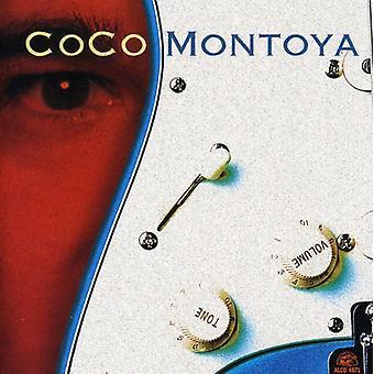 Coco Montoya - Verdacht [CD] USA importieren