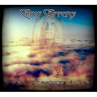 Chris Caffery - Your Heaven Is Real [CD] USA import