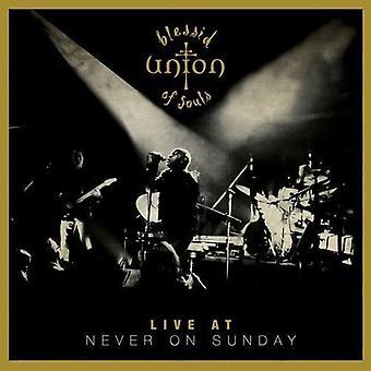 Blessid unionen av själar - Live på aldrig på söndag [CD] USA import