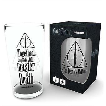 Harry Potter a relikvie ze skla