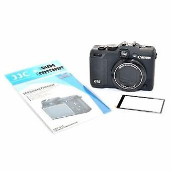 JJC Acrylic Glass LCD Screen Protector for Canon PowerShot G15