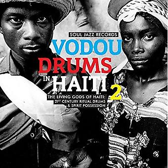 Soul Jazz Records Presents - Vodou Drums in Haiti 2 [CD] USA import