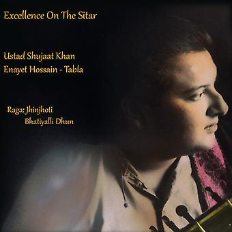 Khan * Ustad Shuja / Hossain * Enayet - huippuosaamisen Sitar [CD] USA-tuonti