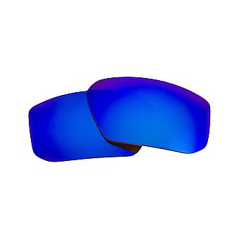 SEEK Replacement Lenses Compatible for SPY OPTICS McCOY Polarized Blue Mirror