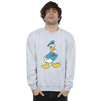 Sweatshirt classique Donald Duck Disney masculine