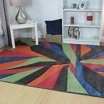 Shatter Multicoloured Rugs
