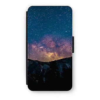 iPod Touch 6 Flip Case - Travel to space