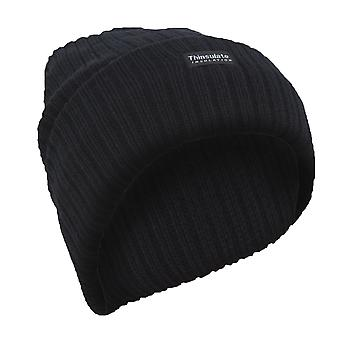 FLOSO Unisex Mens/Womens Winter/Ski Hat With Thinsulate Lining (3M 40g)
