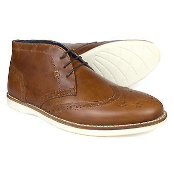 Byrokratiaa: Aldford Tan nahka Miesten muodollista kengät