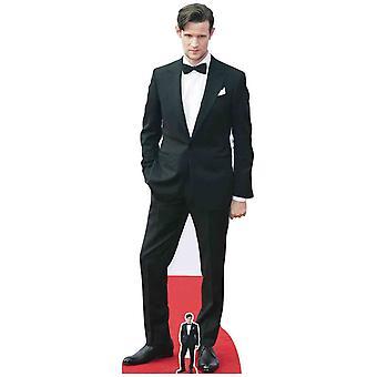 Matt Smith Red Carpet Lifesize Cardboard Cutout / Standee