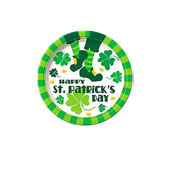 St Patricks dag Jig platen